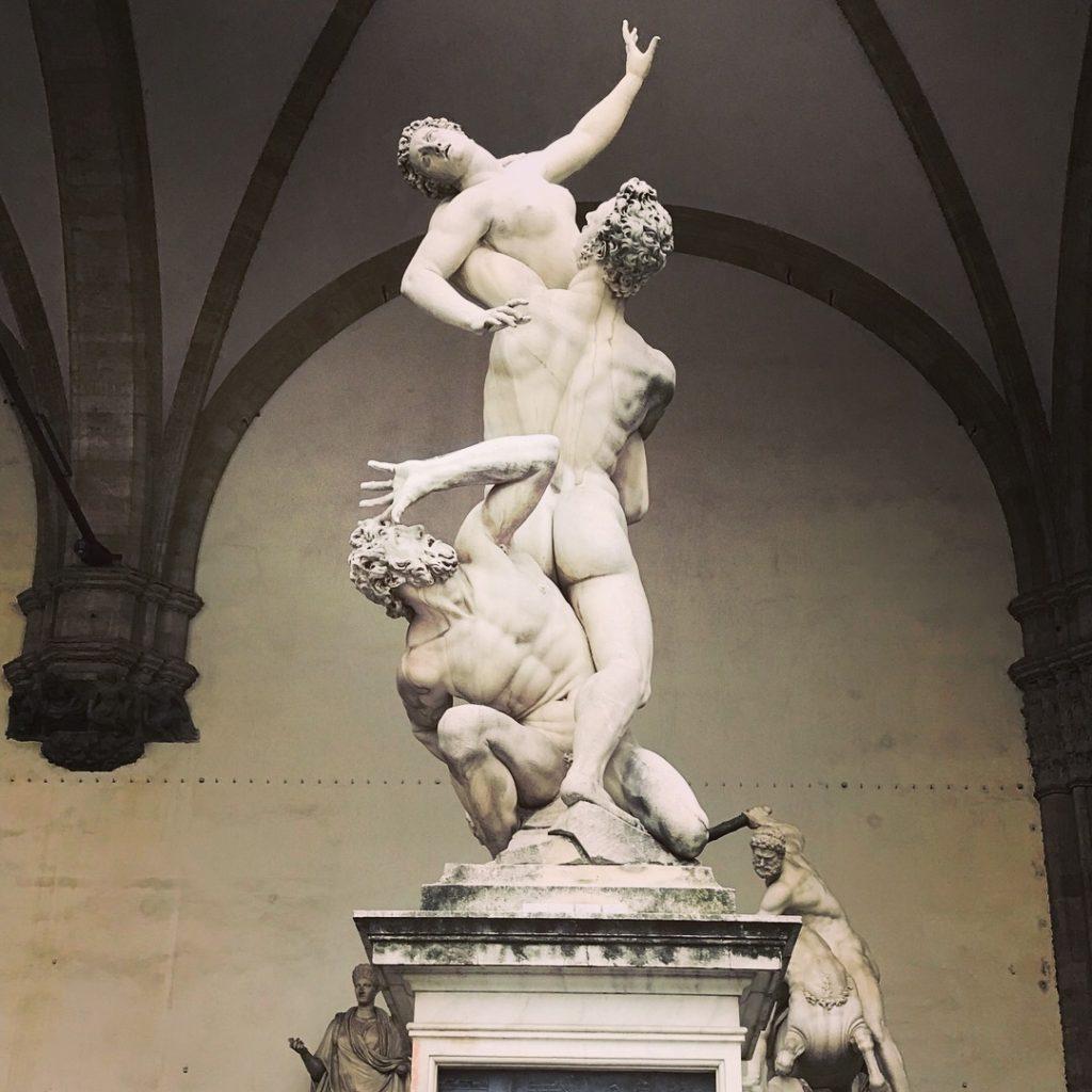 The Rape of the Sabine